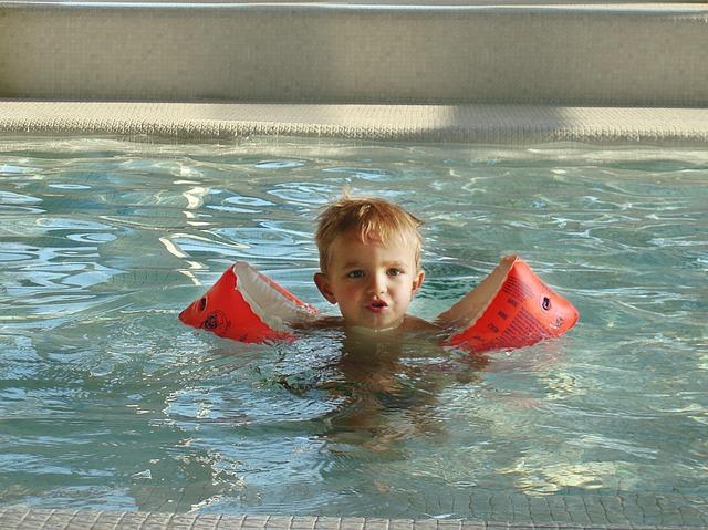 plavací rukávky