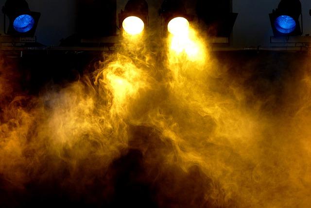LED reflektory jako pracovní osvětlení